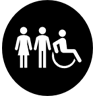 Accessible toilets